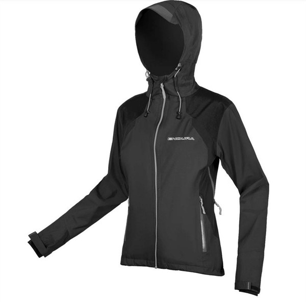 Endura WMS MT500 waterproof jacket II Women black