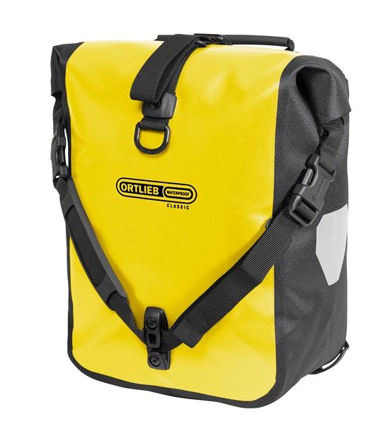 Ortlieb Sport Roller Classic QL2.1 yellow/black