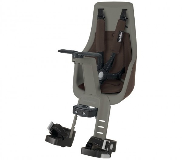 BoBike Kindersitz Mini Exclusive Plus Toffee Brown