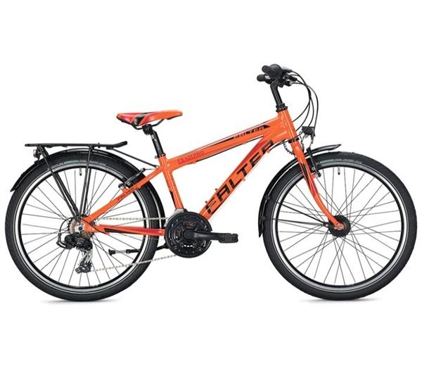 Falter FX 421 Pro 24 inch Diamant orange Kids Bike