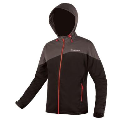 Endura Singletrack Softshell Jacke schwarz %
