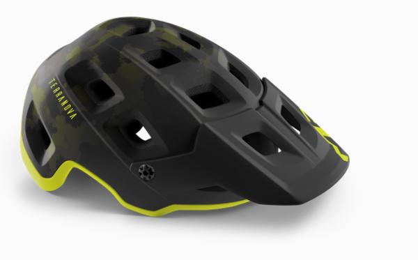 Met Terranova MIPS Helmet camo lime green/matt