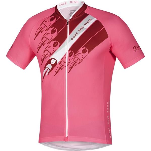 Gore Bike Wear E Sprintman Jersey giro pink %