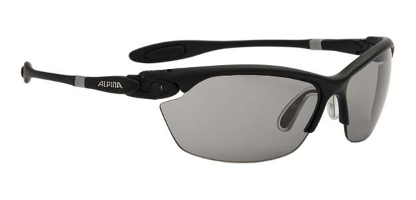 Alpina Twist Three 2.0 VL Brille black matte Varioflex black
