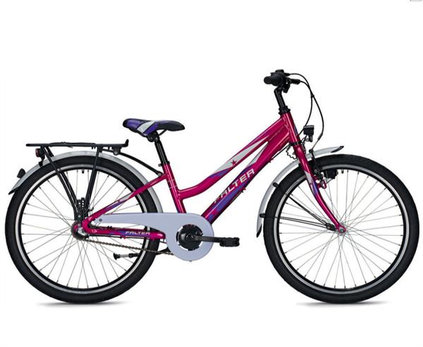 Falter FX 403 24 Zoll trave pink Kinderrad