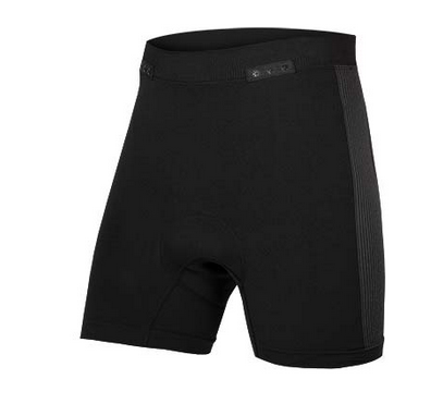 Endura Engineered Padded Boxer with Clickfast black