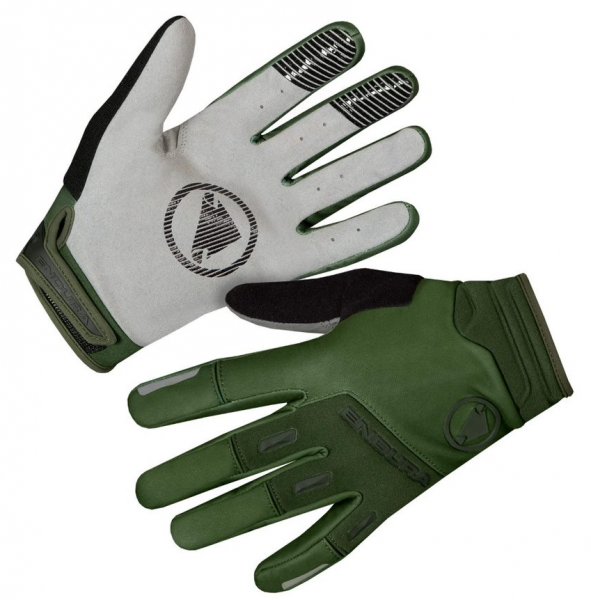 Endura SingleTrack Windproof Glove forest green