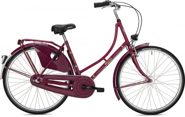 "Falter Classic Bike H 1.0 28 ""glossy, purple"
