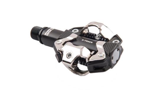 Look Pedals X-Track dark grey