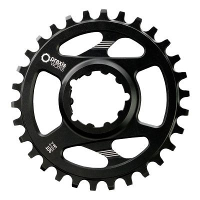 Praxis Works Wave Direct Mount Kettenblatt 36Z Sram Typ
