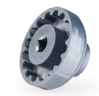 Park Tool BBT-27 bottom bracket tool Mega / Evo / PF30