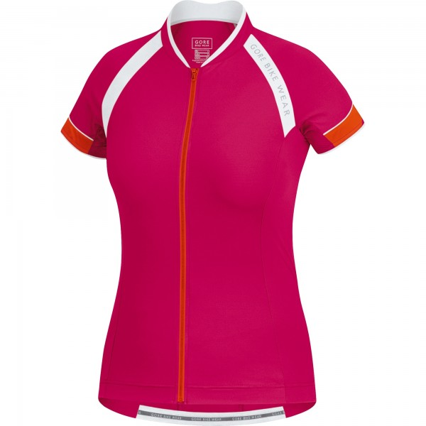Gore Bike Wear Power 3.0 Lady Trikot jazzy pink/blaze orange %