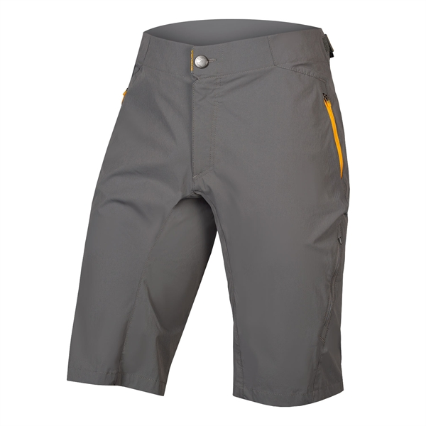 Endura Singletrack Lite Short II pewter grey