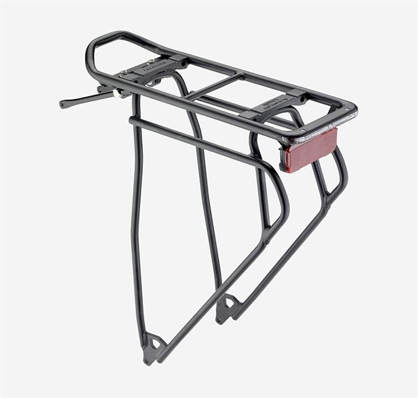 "Racktime luggage carrier I-Valo Tour 26"" + 28"" black Dynamo-Version"