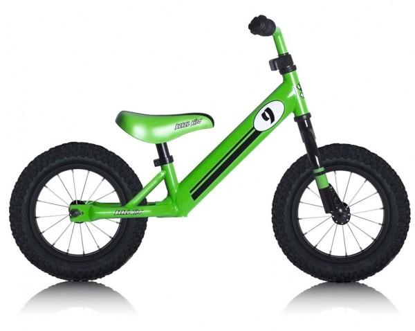 "Rebel Kidz Bike 12,5"" Air - steel Racing green"