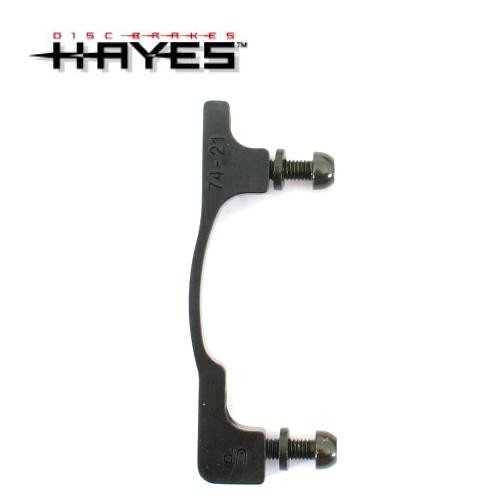 Hayes Disc Adapter PM to PM 203 front