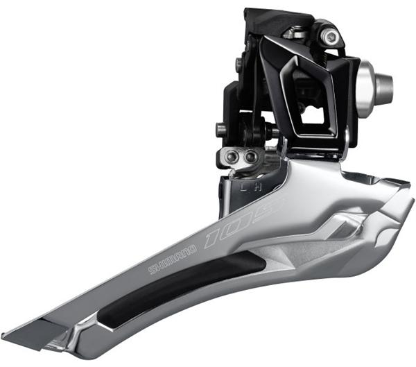 Shimano 105 Umwerfer FD-R7000 2x11 Anlöt Schwarz