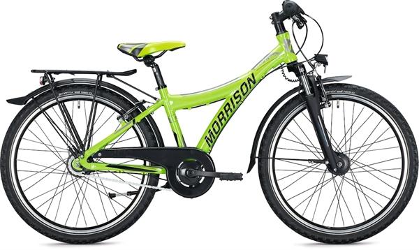 "Morrison MESCALERO S24 FL Y-Typ 24"" neon green-anthracite"