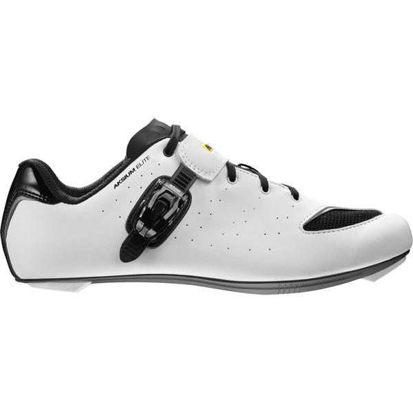 Mavic Aksium Elite III ROAD Shoe white/black