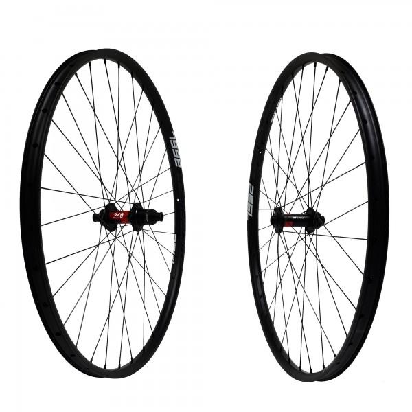DT Swiss 240s Disc IS NoTubes ZTR Crest MK3 Comp Race Wheelset 27,5 650b 1430g