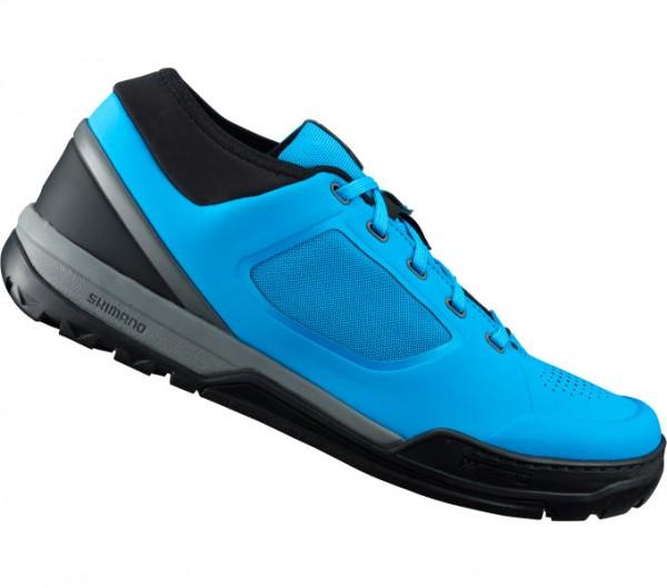 Shimano SH-GR7 Flatpedal Schuh blue