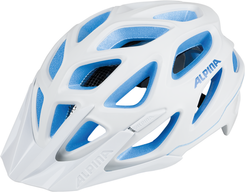 Alpina Mythos 3.0 L.E. Helm white-blue %