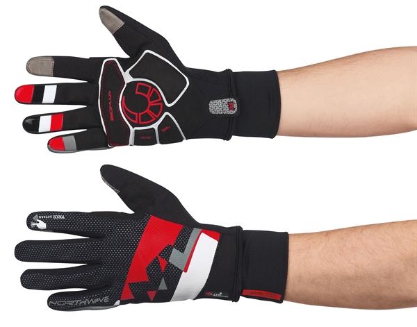 Northwave X-Cellent Touch Handschuhe schwarz