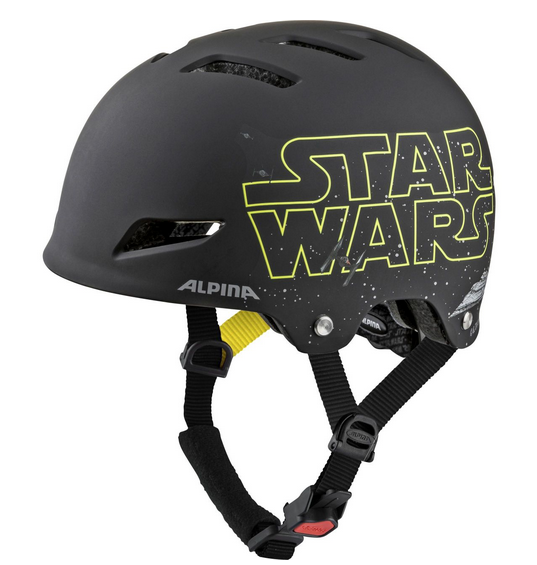 Alpina Park JR. Disney Star Wars black unisize