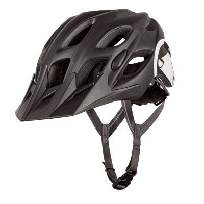 Endura Hummvee Helm matt schwarz