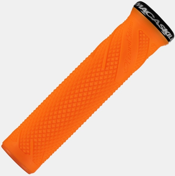 Lizard Skins - MACASKILL LOCK-ON Grips - neon orange