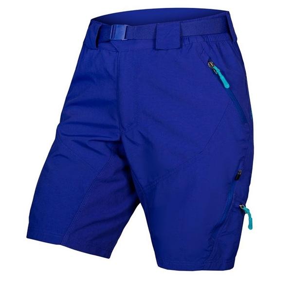 Endura WMS Hummvee Short II Women cabald blue