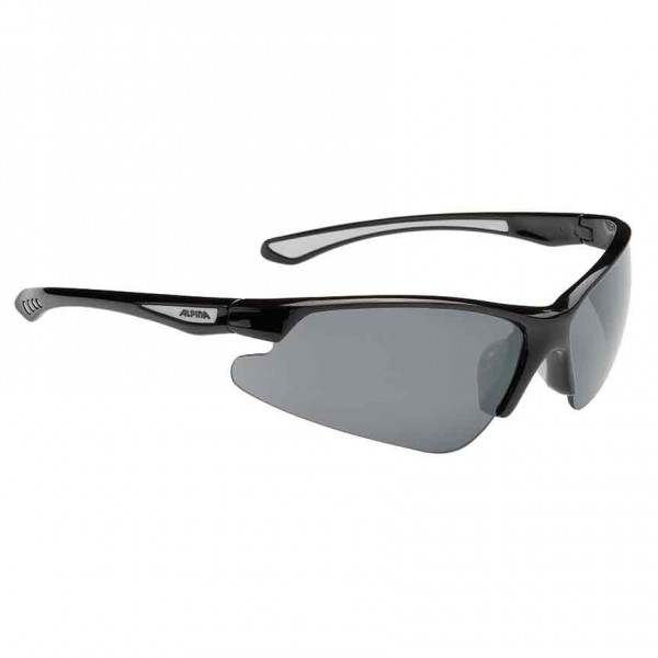 Alpina Levity Brille black - Ceramic mirror black