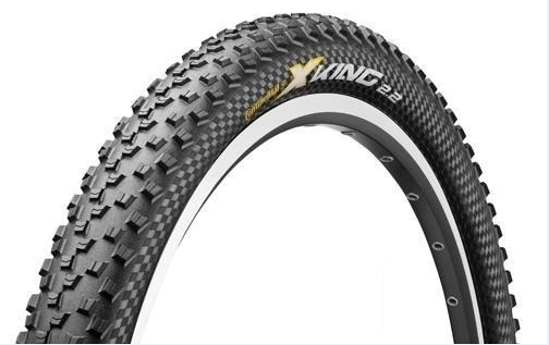 Continental X-King Protection falt 29""