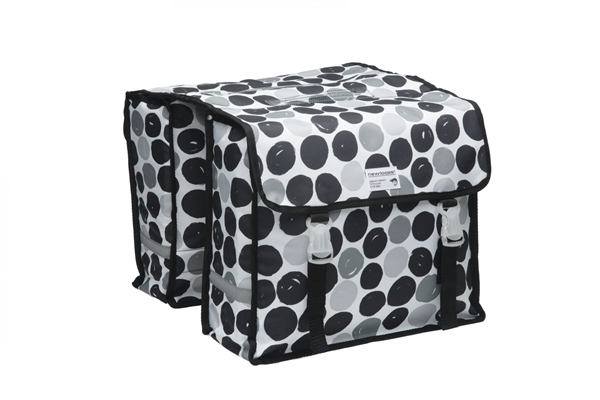 New Looxs Fiori Double Double Bag Dots Black