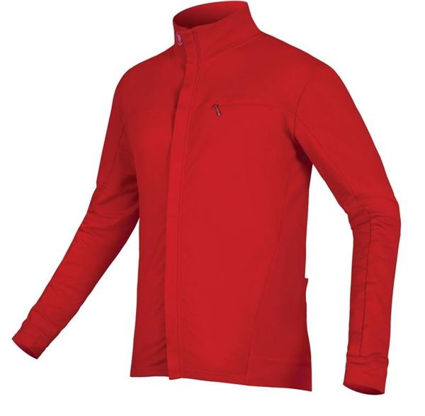 Endura Xtract Roubaix Jacket red