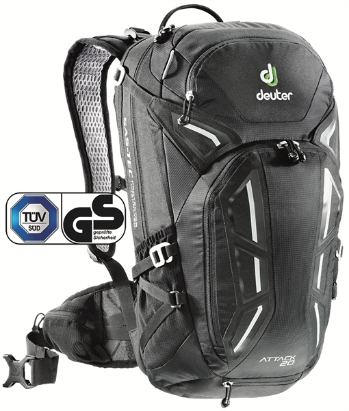 Deuter Attack 20 black
