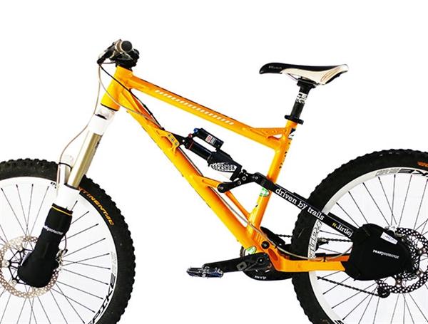Dirtlej Bike protector Basic