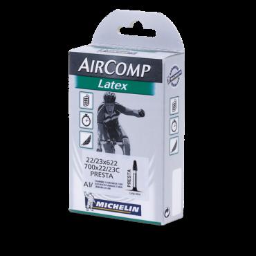 Michelin AirComp Latex A1 Rennrad Schlauch 60mm