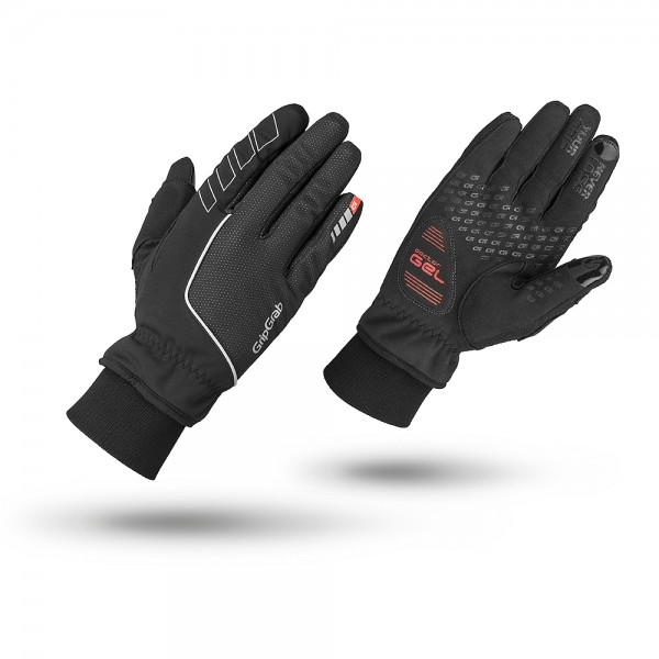 GripGrab Windster Handschuh schwarz