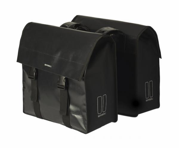 Basil Urban Load Messenger Bag black/black