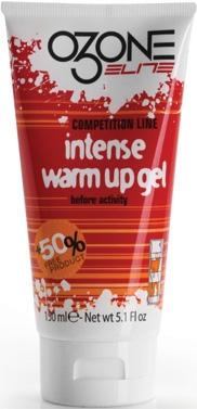 Ozone Elite Intense Warm Up Gel 150ML