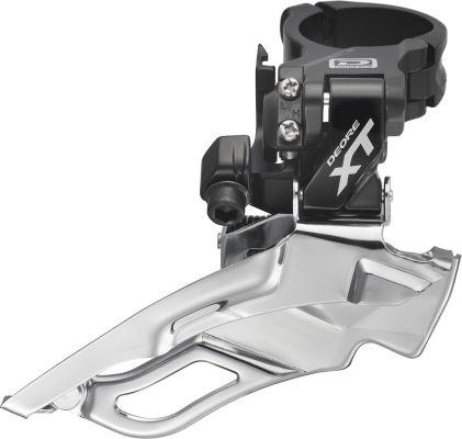 Shimano XT Umwerfer FD-M781-A-L Down Swing schwarz