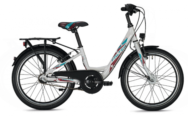 Falter FX 203 ND 20 inch wave white Kids Bike