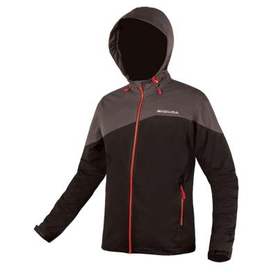 Endura Singletrack Softshell Jacket black