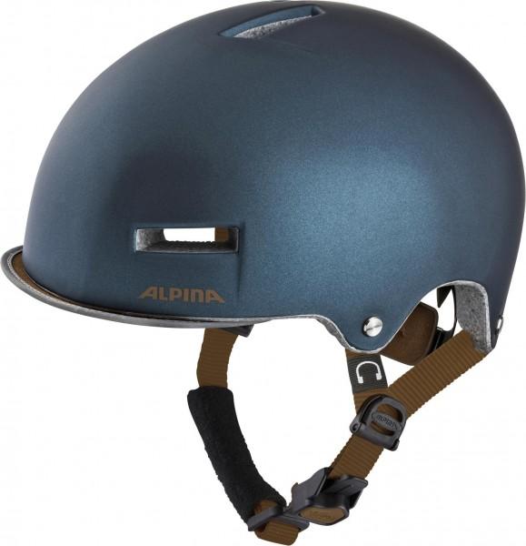 Alpina Grunerlokka Helm blue