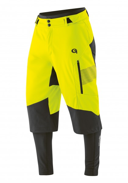 Gonso Sirac 3-in-1 Softshell Hose safety yellow