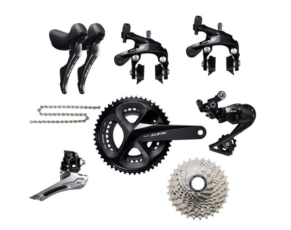 Shimano 105 Groupset R7000 2x11 Mechanical