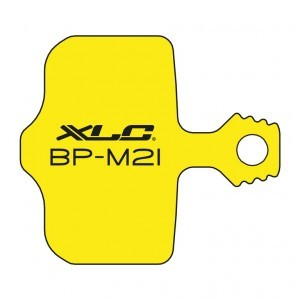 XLC Brake Pads BP-M21 for Avid/SRAM Elixir und XX, X0, DB