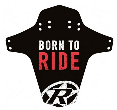 Reverse Schutzblech Born to Ride red