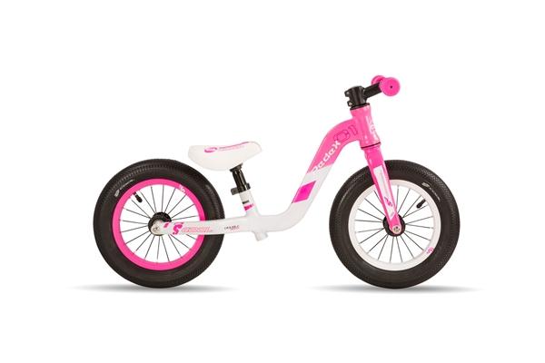 S´COOL pedeX 01 12'' pink/grey matt